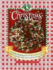 Gooseberry Patch CHRISTMAS Book 6 Hardcover Recipes Crafts Decorate 2004
