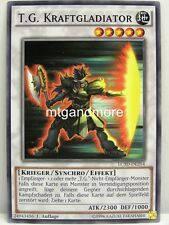 Yu-Gi-Oh - 1x T.G. Kraftgladiator - LC5D - Legendary Collection 5