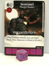 Marvel Dice Masters - #055 Sentinel Mutant Hunter - The Uncanny X-Men