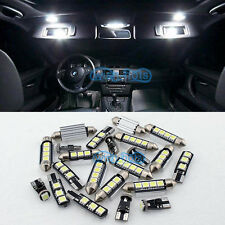 White Canbus Interior LED Light Package 9PCS For BMW 3 series E46 CONVERTIBLE