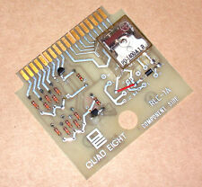 1- Quad Eight RLC-1A relay logic board