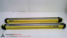 SICK XC40E-0603A0A0CBA0 / XC40S-0603A0A00BA0, SAFETY LIGHT CURTAINS #219473