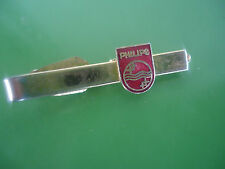 vintage philips radio Australia advertising tie pin bar gold metal
