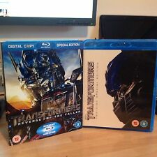 Blu-ray Transformers & Revenge Of The Fallen Special Editions multi DVD sets