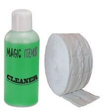 1000ml Nagel Cleaner Entfetter 500 Zelletten Set Reiniger grün
