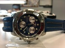 Sector 250 Blue Swiss ETA Chronograph