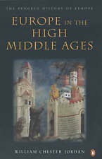 NEW Europe in the High Middle Ages: The Penguin History of Europe
