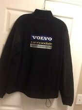 Vtg Volvo Cannondale Mountain Bike Racing Team Cycling Jacket World Championship
