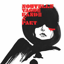 NOUVELLE VAGUE - Bande A Part CD ( 2006, Luaka Bop Records )