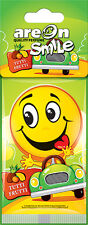 Areon Smile Tutti Frutti Car Freshener