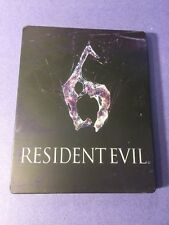 Resident Evil 6 *Limited Steelbook Edition* for PS3 USED