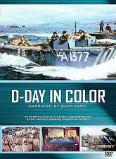 D-Day In Color (DVD, 2004)