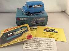 Corgi Toys Classics Golden Oldies Bedford CA Ovaltine ovp Limited Edition