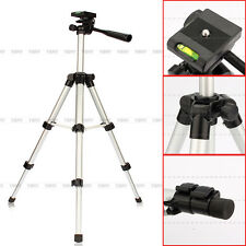New Portable Flexible Aluminum Tripod Stand For Outdoor Canon Nikon DSLR Camera