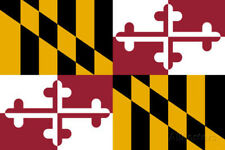 Maryland State Flag Poster Print Poster Print, 19x13