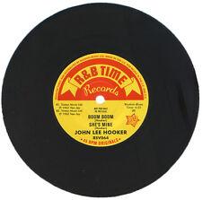"""JOHN LEE HOOKER  """"BOOM BOOM""""  3 TRACK EP   KILLER 60's R&B CLASSIC    LISTEN!"""