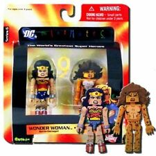 Dc Universe Minimates Series 6 Wonder Woman & Cheetah Diamond Select JC