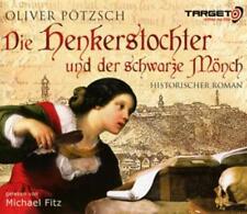 Die Henkerstochter und der schwarze Mönch, 6 CDs (TARGET - mitten ins Ohr) - CD