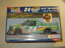 24 QUAKER STATE Chevy Race Truck Jack Sprague REVELL 85-2499 WRAPPED 1:24 KIT