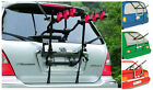 3 Bicycle Bike Car Cycle Carrier Rack Universal Fitting Saloon Hatchback Estate-