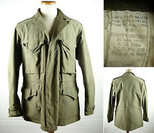 Vintage WW2 WW II U.S Army M-1943 40s Field Coat Jacket sz 40