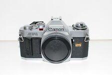 Canon AV1 reflex FD solo corpo (F1, AE1, A1, AT1, AV-1)