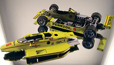 Carousel 1 1/18 Pennzoil March 84C Winner Indy 500 1984 Rick Mears