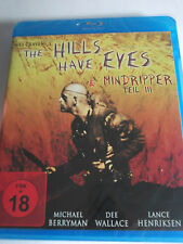 The Hills have Eyes 1& 3 - Mindripper, Wes Craven, Michael Berryman, Dee Wallace