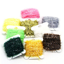 90M Ice Cactus Chenille Fly Tying Materials Assortment for Fly Fishing Flies
