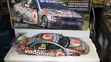 CLASSIC1.18 J WHINCUP 2008 TEAM VODAFONE FORD FALCON BF 88 RED DUST DARWIN 18588