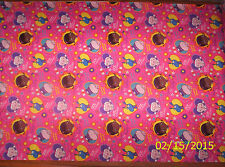 Disney Doc McStuffins Big Book of Boo Boos Toss 100% Cotton Fabric by the Yard