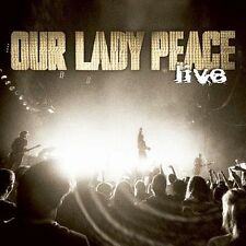 Our Lady Peace: Our Lady Peace: Live Live Audio CD