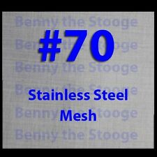 """16""""x24"""" 210 Micron Heavy Duty Stainless Steel Dry Sifter box Screens. Keif Kif"""