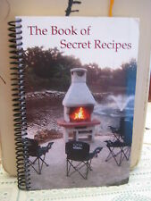 """The Book of Secret Recipes"""" Advertising SouthEast Partners"""