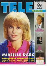 TELE PROGRAM 4 (21/1/97) MIREILLE DARC ELVIS PRESLEY