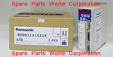 MSD011A1XX18-Panasonic AC Servo Driver In Stock-Free Shipping(950$USD)