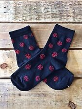 DROP DEAD WITCHCRAFT SOCKS PENTERGRAM WITCH CLOTHING UNISEX BRAND NEW