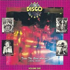 The Disco Years, Vol. 1: Turn the Beat Around by Various Artists ~ VG+