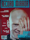 RECORD MIRROR 14/4/90 - JIMMY SOMERVILLE (COMMUNARDS/BRONSKI BEAT)
