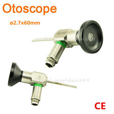 0° Endoscope ø2.7x60mm Otoscope Ear Speculum For Storz/Stryker New Year sale