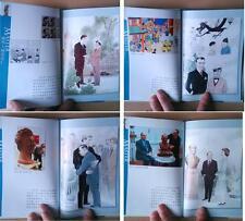Tchang Tchong-Jen, Tintin, LE LOTUS BLEU, Hèrge
