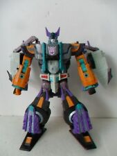Transformers Cybertron Leader class Megatron Action Figure