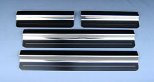 Vw touareg Mk1 (2002-2010) inoxydable éraflures kick plaque sill protection