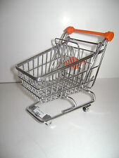 "SHOPPING GROCERY CART for AMERICAN GIRL 18"" DOLL SIZE METAL BEAUTIFUL"