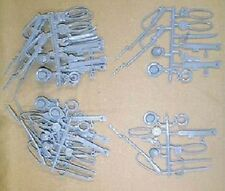 MPC American Civil War Weapon Set Grey MPC-CWWG 80 60mm pieces in grey plastic