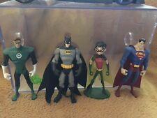 THE BATMAN action figure lot plus electronic batmobile