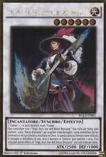 YU-GI-OH! PGL3-IT061 Virgil Rock Star Dell'abisso Bruciante Italiano Yugioh