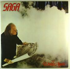 "12"" LP - Saga  - Worlds Apart - #A3195 - washed & cleaned"