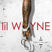 Lil Wayne - Sorry 4 The Wait 2 Mixtape CD Young Money Cash YMCMB