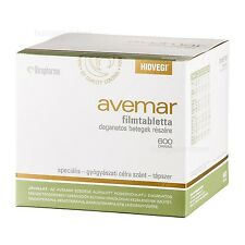 AVEMAR - AWGE - Film coated tablets - 4 bottles - FREE SHIPPING ! - 600 tablets